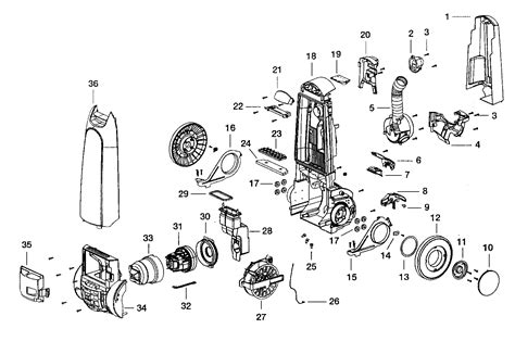 electrolux vacuum parts diagram 301 moved permanently