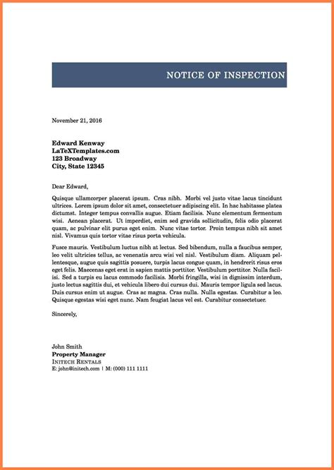 template of official letter 9 formal letterhead template company letterhead