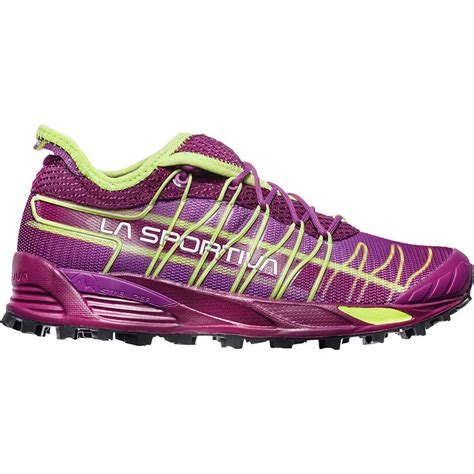 sportiva trail running shoes la sportiva mutant trail running shoe s