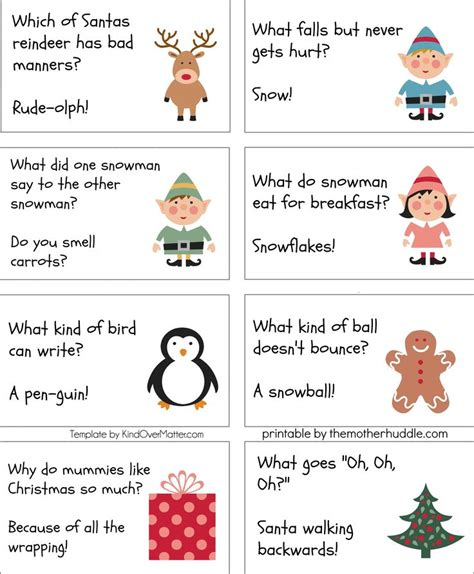 printable christmas joke cards christmas jokes 2 jpg 2 460 215 2 984 pixels everybody loves
