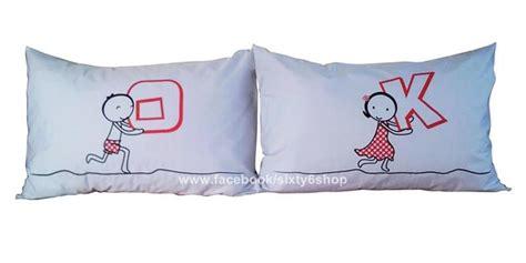 gift sweet lover pillow set sleep