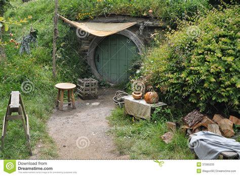 hobbit haus thüringen hobbit haus redaktionelles stockfoto bild feiertage