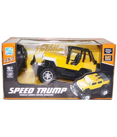 Promo Rc Mobil Jeep Cross Country venus planet of toys yellow rc cross country remote