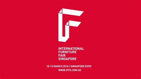 youtube design inspiration international furniture fair singapore new logo