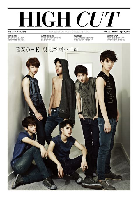 k cut exo images exo k high cut wallpaper photos 29743963