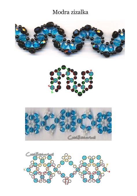 bead patterns easy zizalka n things