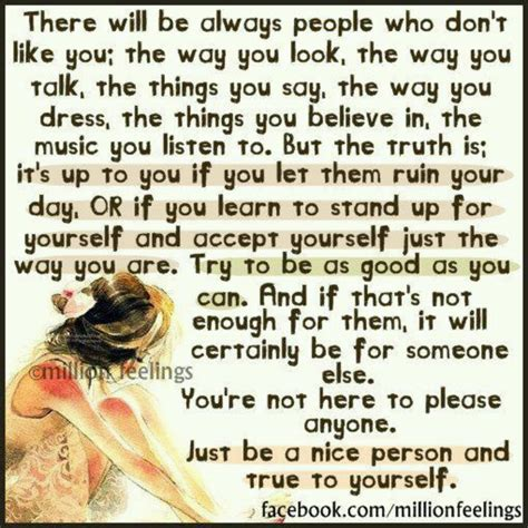 9 Ways To Stay True To Yourself by Stay True To Yourself Quotes Quotesgram