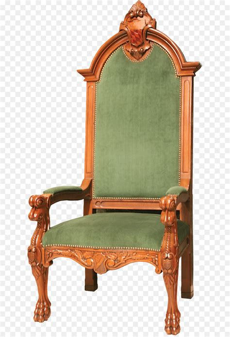 bishop chairs chair table bishop cathedra priest green pattern png