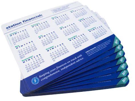 Mat Finance by Promotional Calendar Products Tinstar Design Ltd