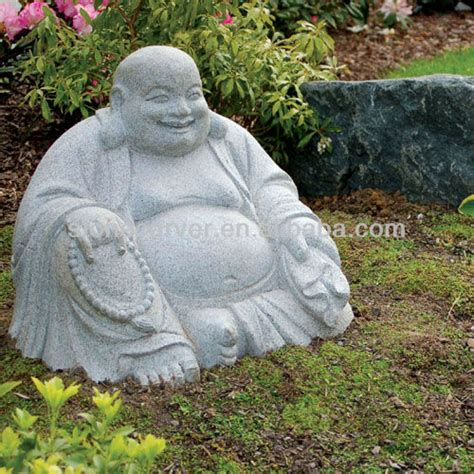 Cheap Garden Statues by Wholesale Carved Garden Granite Large Buddha