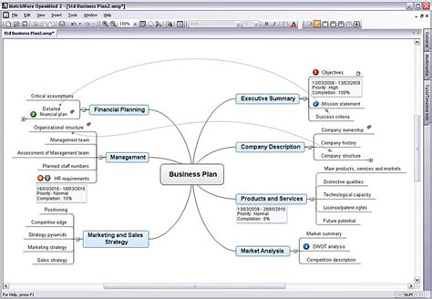 visio mind map template free microsoft visio mind map template
