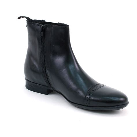 mens chelsea boots with side zip mens chelsea boots dressy ankle stretch side zipper
