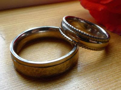 make your own wedding rings twisted wedding rings