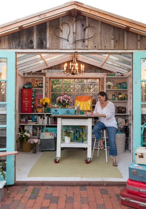 sheds   inspire   create  backyard