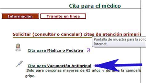 cita medico andalucia pedir citas