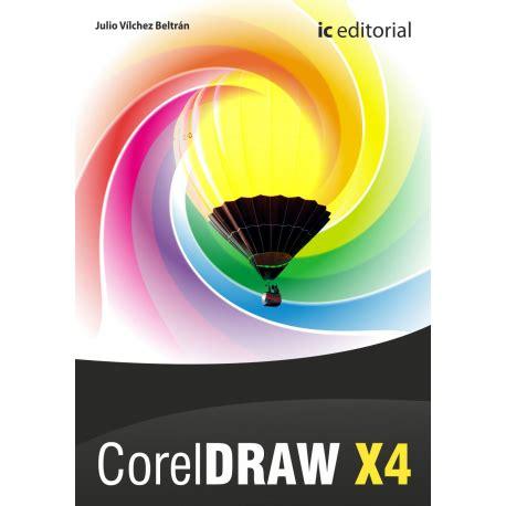 corel draw x4 hangs libro de coreldraw x4
