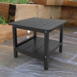 Rust Proof Patio Furniture Diy Outdoor End Table