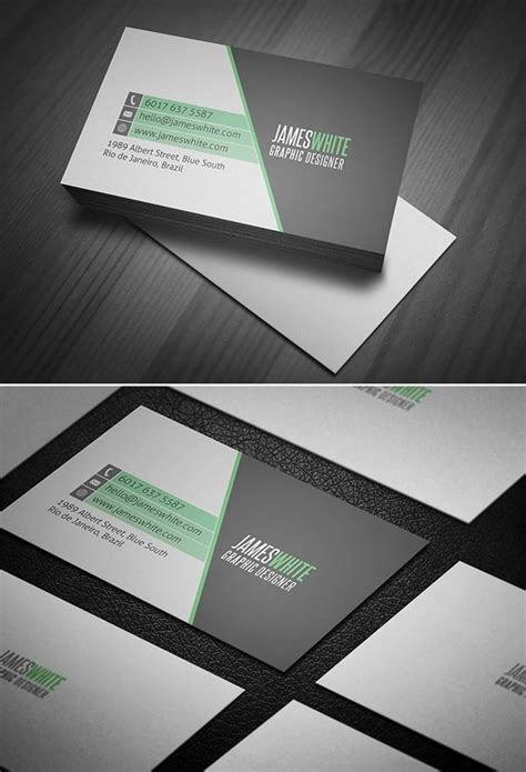 modern cards 1000 ideas about modern business cards on pinterest