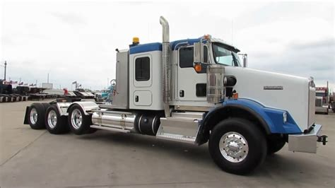 kenworth t800 heavy haul for sale used kenworth t800 quad axle heavy haul for sale porter
