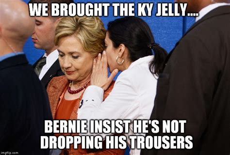 Ky Jelly Meme - if bernie wins too many more primaries imgflip