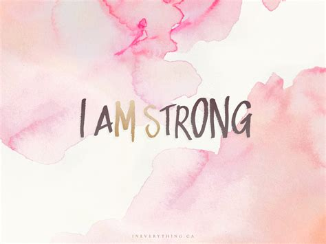i am strong future esther