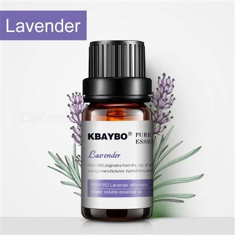 Bibit Parfum Lavender Aroma Therapy 1l water soluble for aromatherapy humidifier essential for diffuser 3 kinds fragrance of