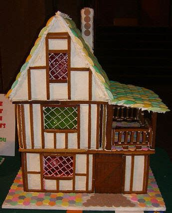 tudor house template gingerbread tudor template