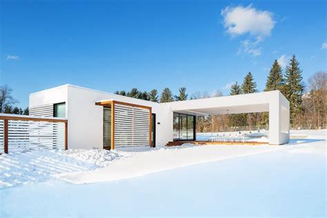 Unique Small Home Plans by Beautiful Modern House Designs In Snow Country