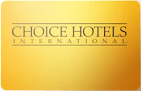 Hotel Gift Cards Discount - buy choice hotels international gift cards discounts up to 35 cardcash