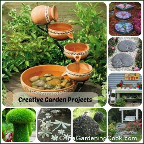 Creative Ideas For Garden Gardening Ideas Creative Projects And Decor The