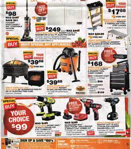 target thanksgiving black friday ad home depot black friday 2017 ad deals amp sales