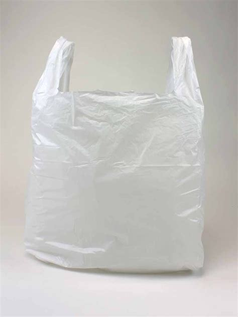 Carrier Bags by White Vest Carrier Bags Polythene Shopping Bag