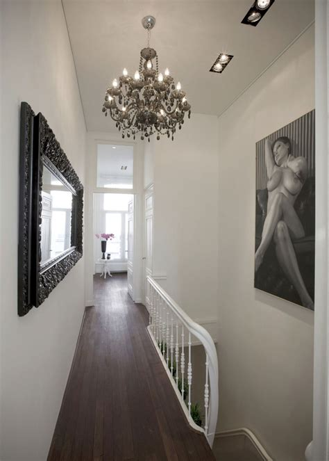 ideas on hanging pictures in hallway image gallery hallway designs