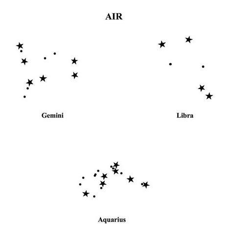 aquarius star sign tattoo designs gemini constellation search ideas