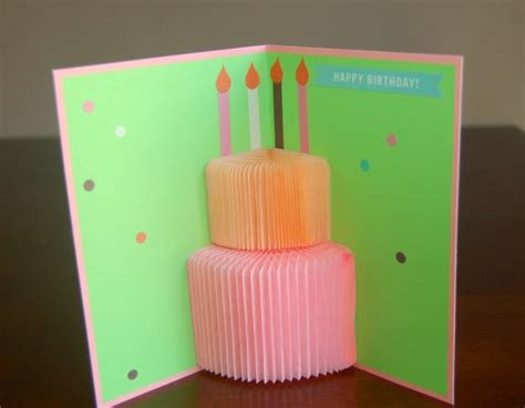 24 cool handmade birthday card ideas diy ideas