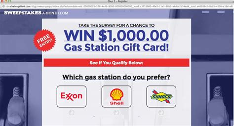 E Gas Gift Cards - gas station gift card scam detector