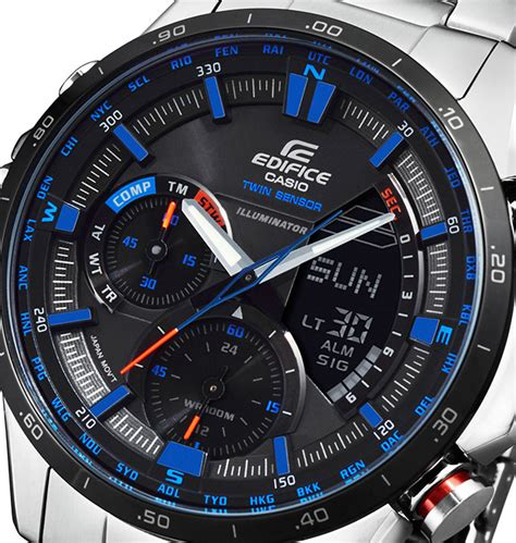 Casio Edifice Era 300db casio edifice neon illuminator era 300db 1a2 era 300db