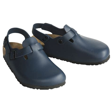 birkenstock clogs for birkenstock tokyo leather clogs with back straps for