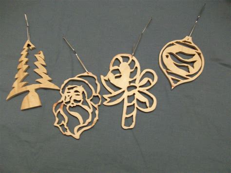 wood work free christmas scroll saw ornament patterns pdf