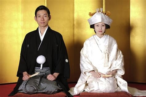 Wedding Ceremony In Japan by What To Expect At A Japanese Wedding Japan Travel Centre