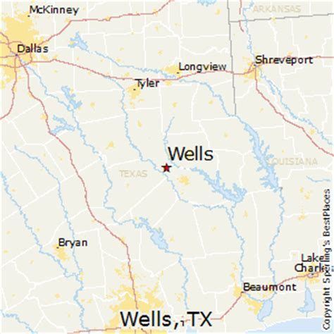 texas drilling map best places to live in texas