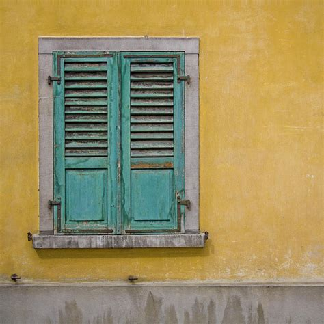 Window Shutter Window Shutter Photograph By Heiko Koehrer Wagner