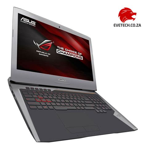 Asus Rog Laptop 32gb Ram buy asus rog g752vy 17 3 quot i7 laptop with 32gb ram at evetech co za
