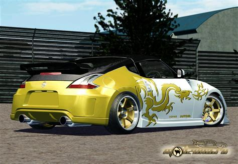 nissan 370z custom paint jobs paint job for nissan 370z dragon 187 файловый архив