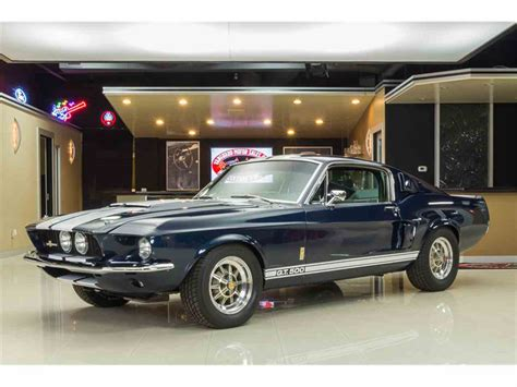 1967 Ford Mustang For Sale by 1967 Ford Mustang Fastback Shelby Gt500 Recreation For
