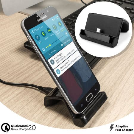 Qualcomm 2 0 Fast Charge qualcomm charge 2 0 fast charging dock stand