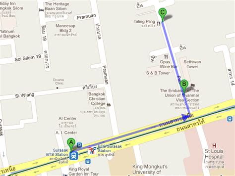 map us embassy bangkok myanmar tips 2012 getting a travel visa for burma