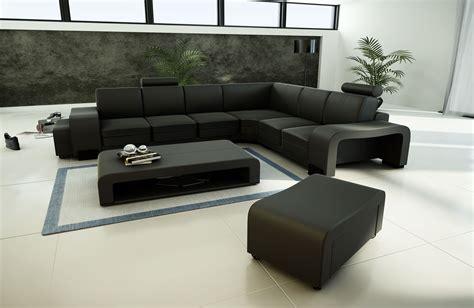 divani con pouf divano con tavolino e 2 pouf nativo italia
