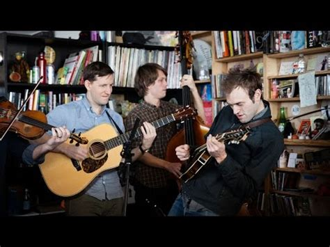 Tiny Desk Concert Nathaniel Nickel Creek Npr Tiny Desk Concert Vidoemo