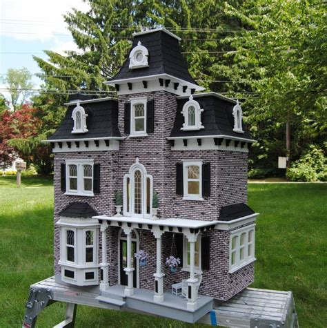beacon hill doll house beacon hill exterior finished houses for kids fighting